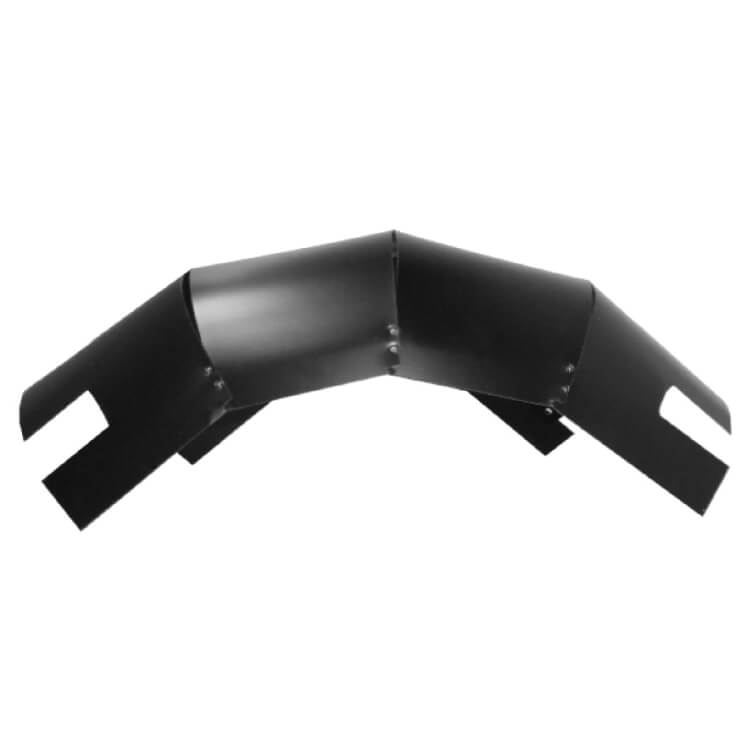#2141A Heat shield for elbow