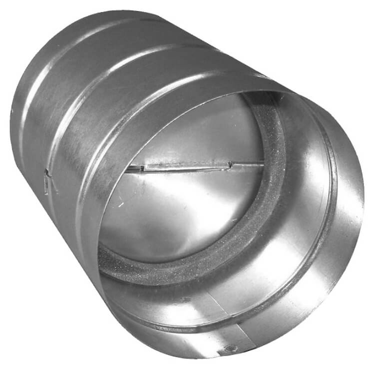 #2496P Damper for dryer machine - Wing damper