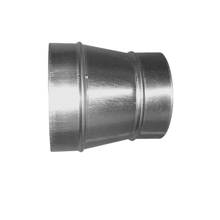 #1461A Taper reducer, plain on both ends