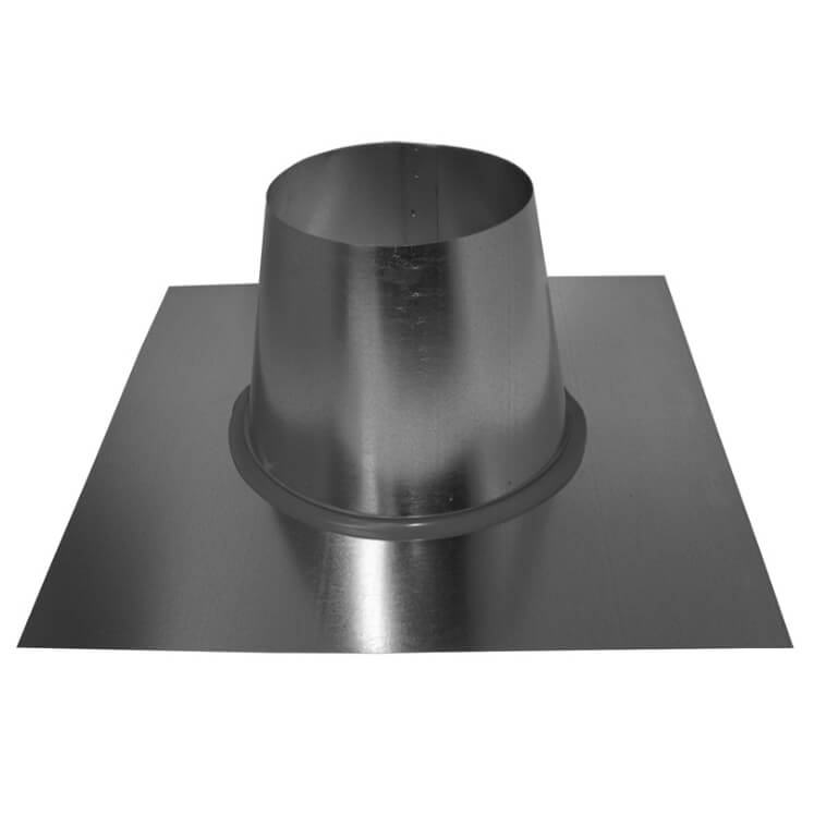 #7817 Flat roof flashing