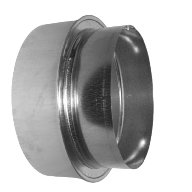 #444A Reducer, plain on both ends